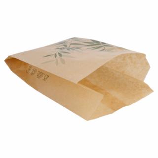 Sacchetto per Hamburger 12+7x18 Cm -Confezione 500 pezzi