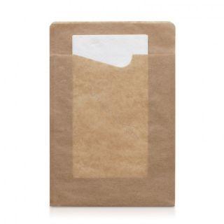Sacchetto Snack Medio + Tovagliolo -Confezione 300 pezzi