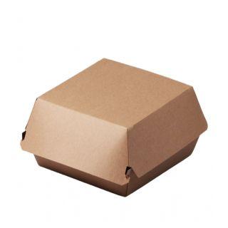 Scatola Hamburger BIG 17x17x9cm - Confezione 50 pezzi